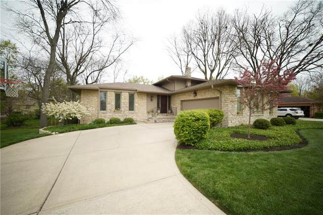 4088 Sunshine Way, Greenwood, IN 46142 (MLS #21778958) :: The Indy Property Source