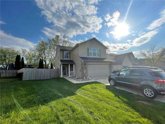 8438 Swift Court Court, Indianapolis, IN 46227 (MLS #21778959) :: Pennington Realty Team