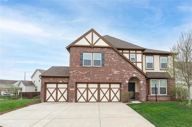 7717 Pacific Summit Drive, Noblesville, IN 46062 (MLS #21778963) :: Richwine Elite Group