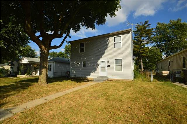2169 N Dequincy Street, Indianapolis, IN 46218 (MLS #21778969) :: The Indy Property Source