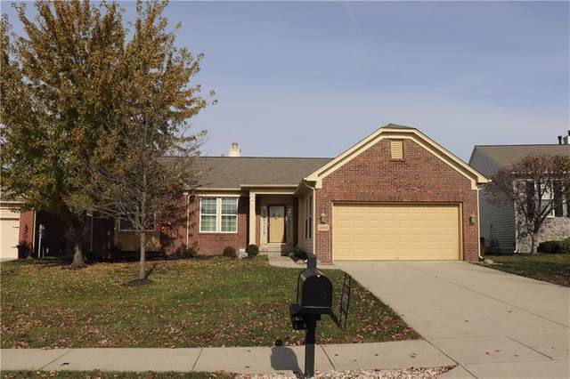 13055 Ratliff Run, Fishers, IN 46037 (MLS #21778978) :: The Evelo Team