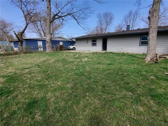 5451 Marilyn Road, Indianapolis, IN 46226 (MLS #21778985) :: The Indy Property Source