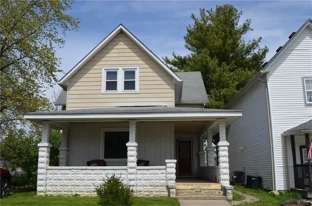 1308 S G Street, Elwood, IN 46036 (MLS #21778987) :: Pennington Realty Team