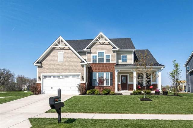 13374 Mancroft Drive S, Fishers, IN 46037 (MLS #21778992) :: AR/haus Group Realty
