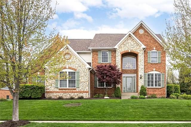 11434 Loch Raven Boulevard, Fishers, IN 46037 (MLS #21778994) :: Heard Real Estate Team | eXp Realty, LLC