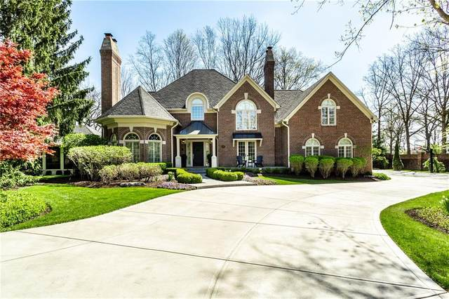 10609 Walnut Creek Drive, Carmel, IN 46032 (MLS #21779026) :: Richwine Elite Group
