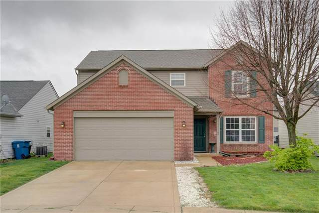 945 Atmore Place, Indianapolis, IN 46217 (MLS #21779041) :: The Evelo Team