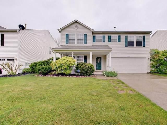 14372 Orange Blossom, Fishers, IN 46038 (MLS #21779042) :: Keller & Corbett Real Estate