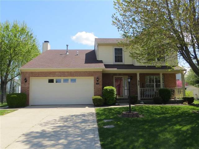 209 Stoneview Lane, Mooresville, IN 46158 (MLS #21779043) :: The Evelo Team