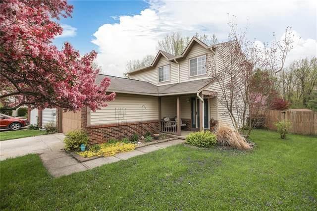1515 Creekside Lane, Greenwood, IN 46142 (MLS #21779052) :: AR/haus Group Realty