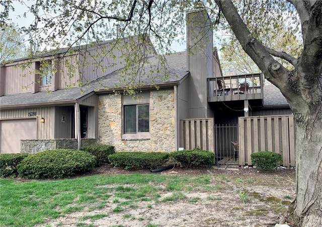 528 Conner Creek Drive, Fishers, IN 46038 (MLS #21779054) :: Richwine Elite Group
