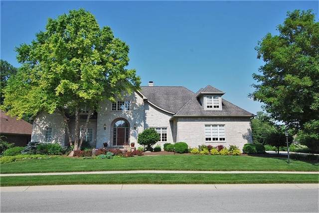 1058 Pebble Brook Drive, Noblesville, IN 46062 (MLS #21779061) :: The Evelo Team