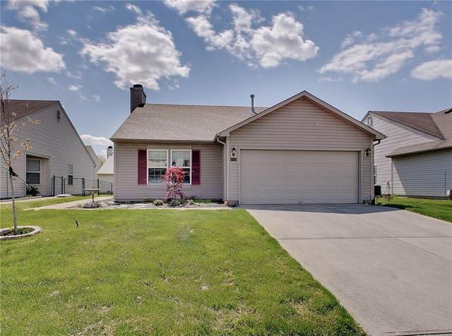 10465 Northern Dancer Drive, Indianapolis, IN 46234 (MLS #21779062) :: David Brenton's Team