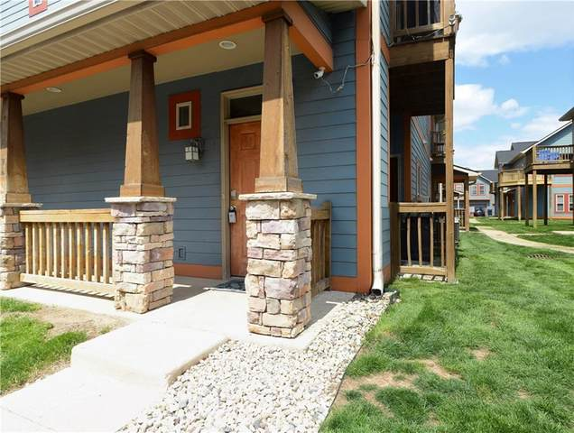 1623 N College Avenue #4, Indianapolis, IN 46202 (MLS #21779071) :: Mike Price Realty Team - RE/MAX Centerstone