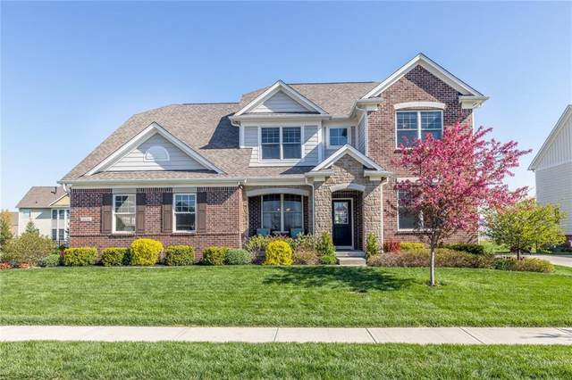 14686 Edgebrook Drive, Fishers, IN 46040 (MLS #21779077) :: Pennington Realty Team