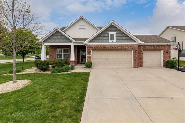 2398 Twinleaf Drive, Plainfield, IN 46168 (MLS #21779084) :: Heard Real Estate Team | eXp Realty, LLC