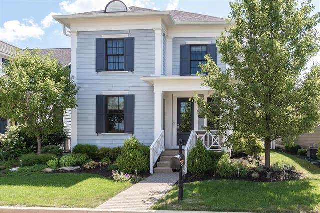12965 Horlbeck Street, Carmel, IN 46032 (MLS #21779089) :: Richwine Elite Group