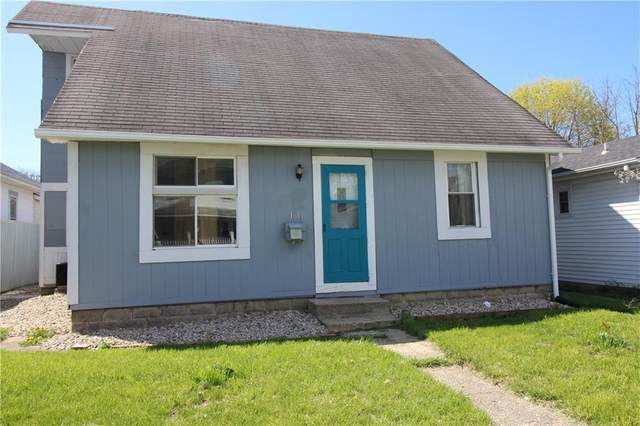1615 B Avenue, New Castle, IN 47362 (MLS #21779097) :: HergGroup Indianapolis