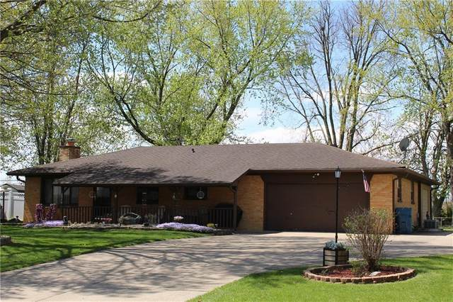 2040 Danbury Drive, Indianapolis, IN 46231 (MLS #21779116) :: The Evelo Team