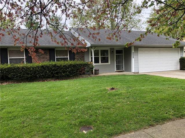 3337 Corey Drive, Indianapolis, IN 46227 (MLS #21779136) :: The Evelo Team