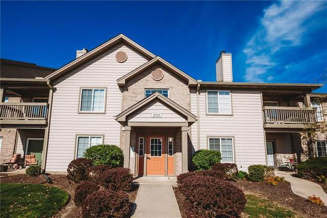 232 Legends Creek Place #103, Indianapolis, IN 46229 (MLS #21779149) :: The Evelo Team