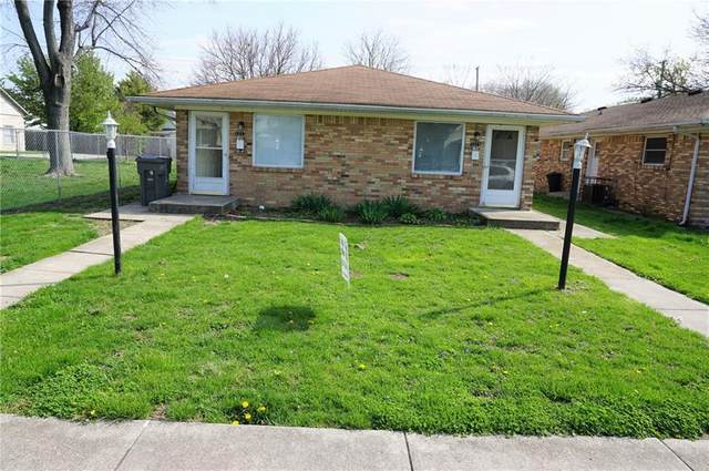 1213 E Perry Street, Indianapolis, IN 46227 (MLS #21779176) :: Pennington Realty Team