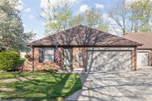 405 Glenn Knecht Drive, Crawfordsville, IN 47933 (MLS #21779177) :: Heard Real Estate Team | eXp Realty, LLC