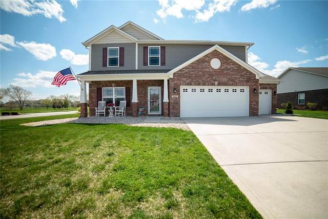 6245 Silver Moon Court, Indianapolis, IN 46259 (MLS #21779178) :: Ferris Property Group