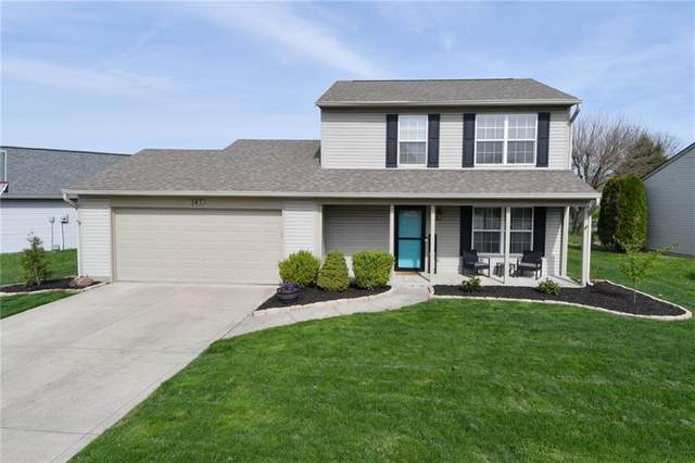 147 Tracy Ridge Boulevard, New Whiteland, IN 46184 (MLS #21779191) :: David Brenton's Team