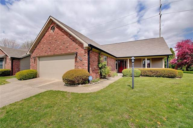 10944 President Circle, Indianapolis, IN 46229 (MLS #21779226) :: The Evelo Team