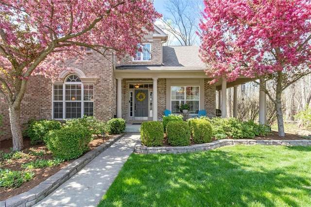 1605 Redsunset Drive, Brownsburg, IN 46112 (MLS #21779227) :: AR/haus Group Realty
