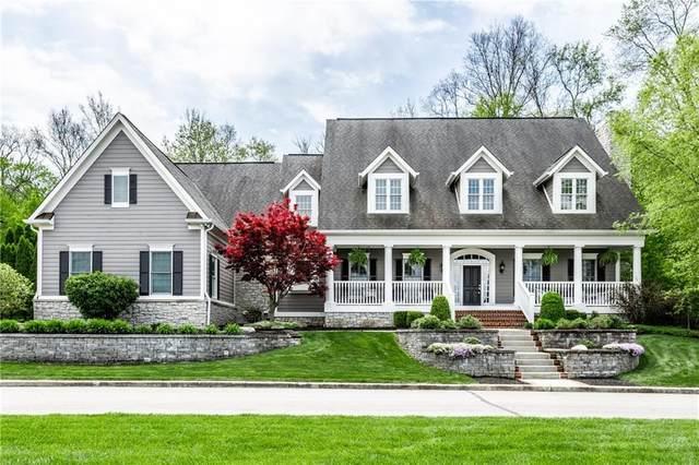 4625 Ellery Lane, Indianapolis, IN 46250 (MLS #21779230) :: Keller & Corbett Real Estate