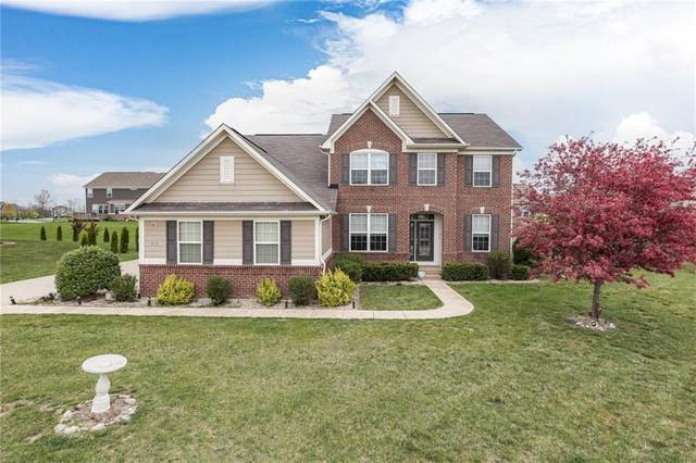 1214 Colinbrook Circle, Greenwood, IN 46143 (MLS #21779239) :: AR/haus Group Realty