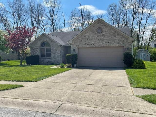 609 Louise Drive, Indianapolis, IN 46217 (MLS #21779245) :: Mike Price Realty Team - RE/MAX Centerstone