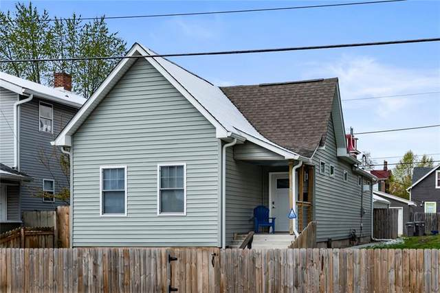 1510 S East Street, Indianapolis, IN 46225 (MLS #21779246) :: Heard Real Estate Team | eXp Realty, LLC