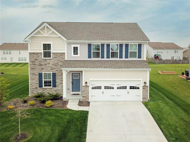 10457 Long Branch Drive, Brownsburg, IN 46112 (MLS #21779248) :: Heard Real Estate Team | eXp Realty, LLC
