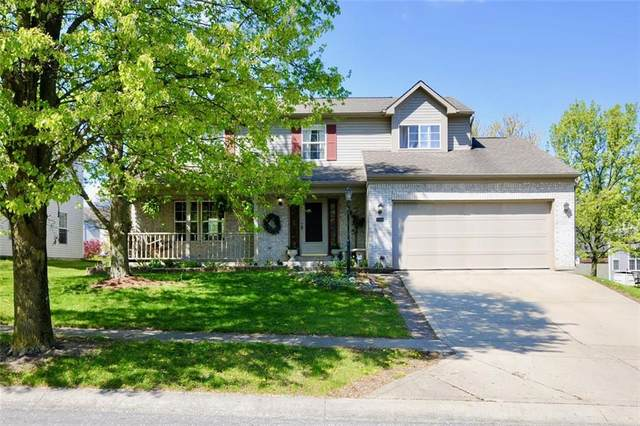 1460 Derbyshire Drive, Greenwood, IN 46143 (MLS #21779263) :: AR/haus Group Realty