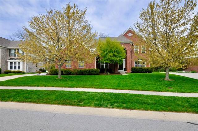 13458 Silverstone Drive, Fishers, IN 46037 (MLS #21779272) :: Mike Price Realty Team - RE/MAX Centerstone