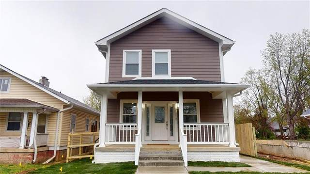 1058 W 35th Street, Indianapolis, IN 46208 (MLS #21779274) :: Richwine Elite Group