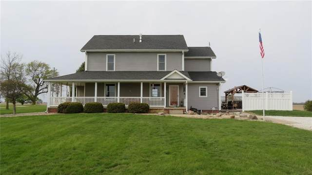 1550 E 650 N, Crawfordsville, IN 47933 (MLS #21779284) :: Mike Price Realty Team - RE/MAX Centerstone