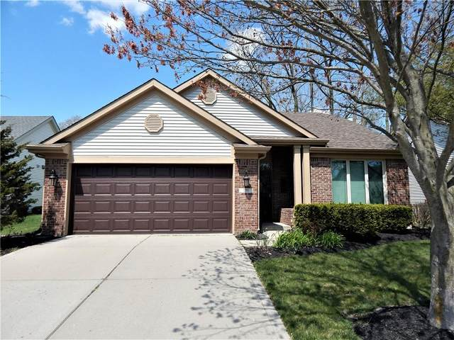 596 Burr Oak Dr, Carmel, IN 46032 (MLS #21779296) :: Richwine Elite Group