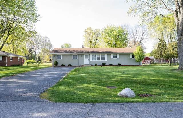 4335 Dudley North Drive, Indianapolis, IN 46237 (MLS #21779298) :: Mike Price Realty Team - RE/MAX Centerstone