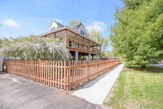 210 E Clay Street, Spencer, IN 47460 (MLS #21779306) :: Mike Price Realty Team - RE/MAX Centerstone