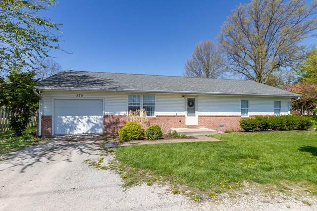 570 S Avon Avenue, Avon, IN 46123 (MLS #21779307) :: AR/haus Group Realty