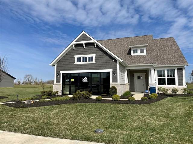 16135 NE Brigham Lane, Westfield, IN 46074 (MLS #21779309) :: Richwine Elite Group