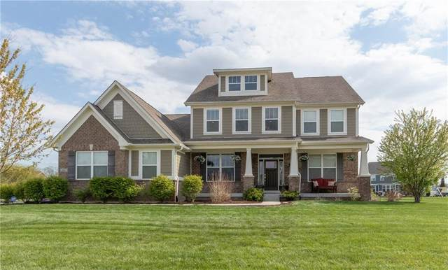 569 Windborough, Brownsburg, IN 46112 (MLS #21779315) :: The Evelo Team