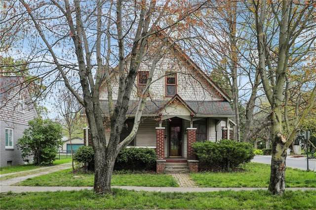6103 Guilford Avenue, Indianapolis, IN 46220 (MLS #21779323) :: David Brenton's Team