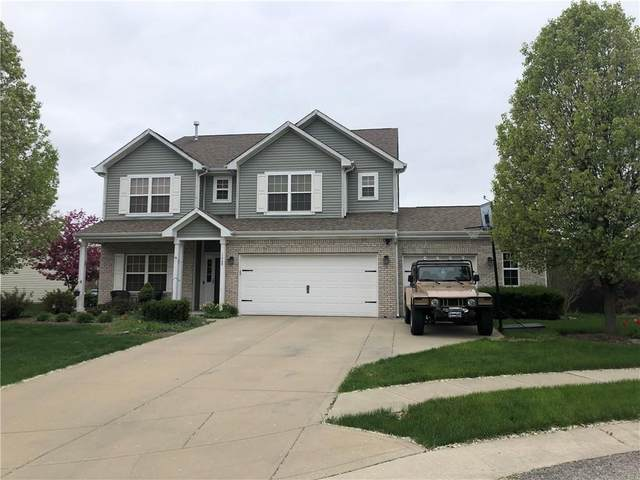 1668 Cape Hatteras, Brownsburg, IN 46112 (MLS #21779362) :: David Brenton's Team