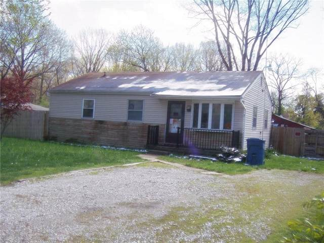 1933 W 63RD Street, Indianapolis, IN 46260 (MLS #21779364) :: AR/haus Group Realty