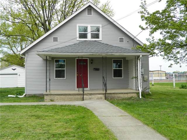 323 Highlawn Ave, Seymour, IN 47274 (MLS #21779398) :: AR/haus Group Realty